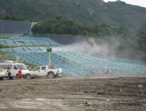 Probe Water Atomiser – Odour control at landfill site, Hong Kong