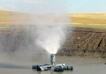 Evaporation of wastewater and leachate