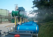 Water Atomisers for Dust Control and Wastewater Treatment